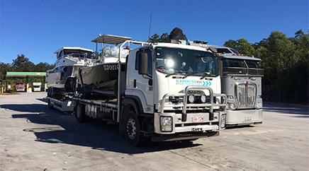 Boat Transport Australia Wide
